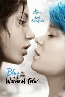 Blue is the Warmest Color-movie poster